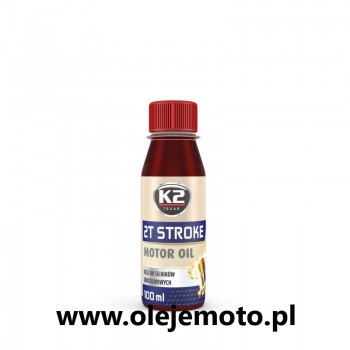 K2 STROKE OIL 2T 100ML