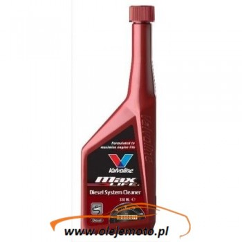 VALVOLINE MAXLIFE DIESEL CLEANER 350ML