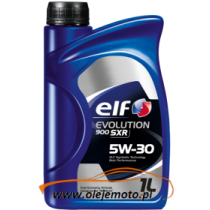 ELF EVOLUTION 900 SXR 5W30 1L