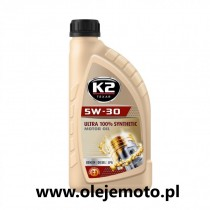 K2 TEXAR SYNTHETIC ULTRA 5W30 1L