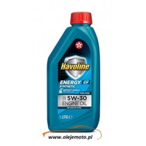 TEXACO HAVOLINE ENERGY EF 5W30 1L